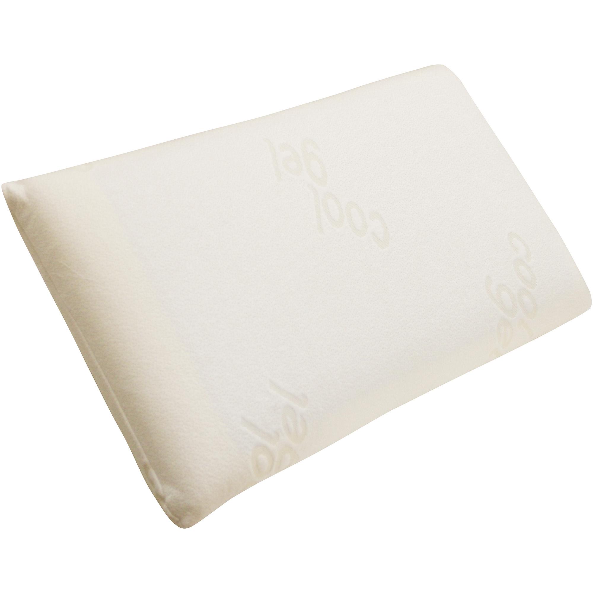 Modern Sleep Cool Gel Memory Foam Pillow