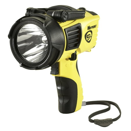 - Streamlight Waypoint Pistol Grip LED Spotlight, Yellow