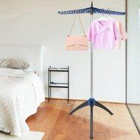 Moksha Multi Functional Free Standing Folding Garment Clothes Dryer Airer Hanger, Drying Rack,Laundry Supplies