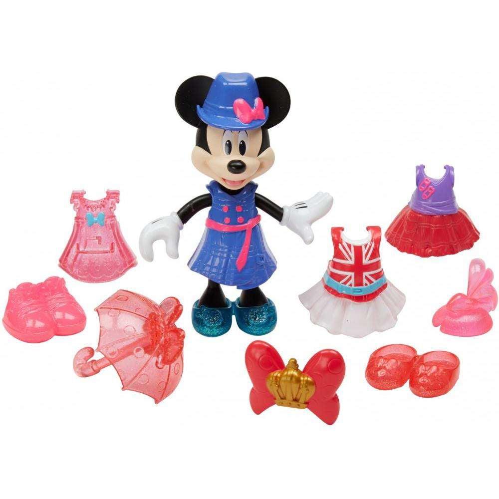 Disney Minnie Mouse - London High Fashion Minnie