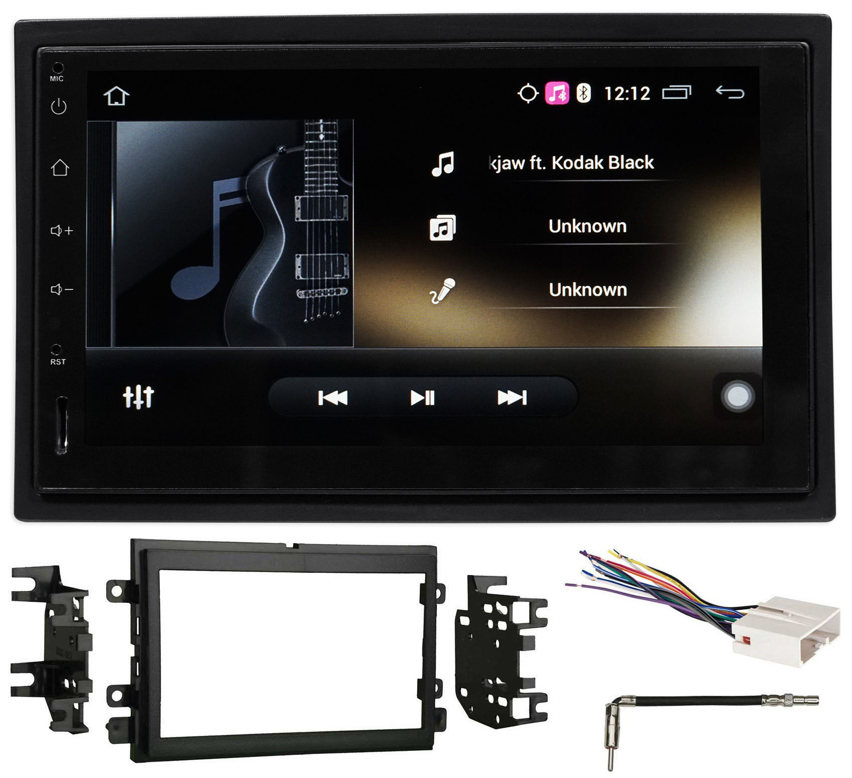 Car Navigation/Bluetooth/Wifi/Android Receiver For 2007 Ford Mustang