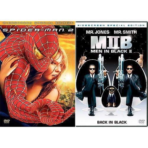 Spider-Man 2 / Men In Black 2 (Widescreen)