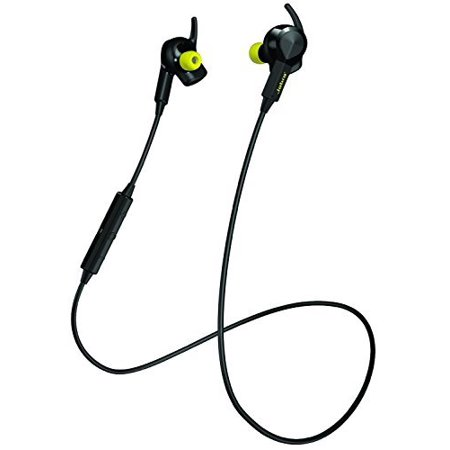 Jabra SPORT PULSE Wireless Bluetooth Stereo Earbuds with Built-In Heart Rate Monitor (Certified Refurbished) (Bluetooth Heart)