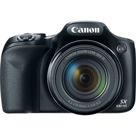 Canon SX530 PowerShot SX530 16MP 50x Zoom Digital Camera