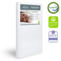 Storkcraft Sweetest Dreams Crib and Toddler Mattress in a Box