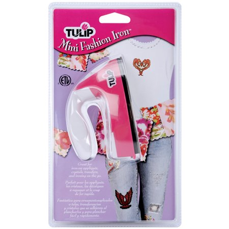 I Love To Create Tulip Mini Fashion Iron