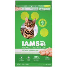 Cat Food: Iams Proactive Health Optimal Metabolism