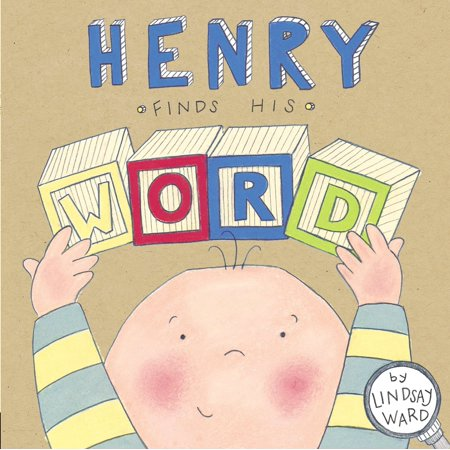 Henry Finds His Word - Halloween Word Find Answers