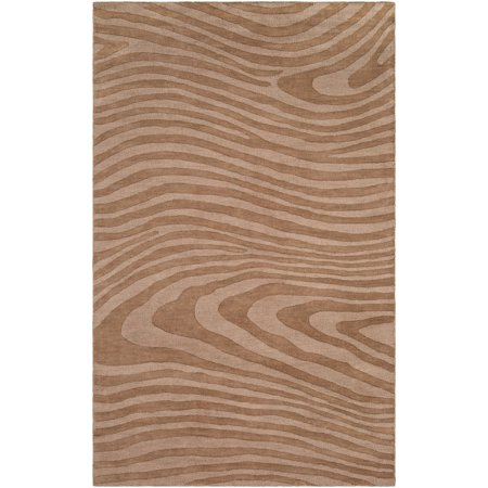 Surya Mystique 2' X 3' Rectangle Area Rugs With Camel Finish M5465-23