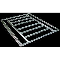 Shed Floor Frame Kit for 10 x 11 ft., 10 x 12 ft., 10 x 13 ft., 10 x 14 ft.