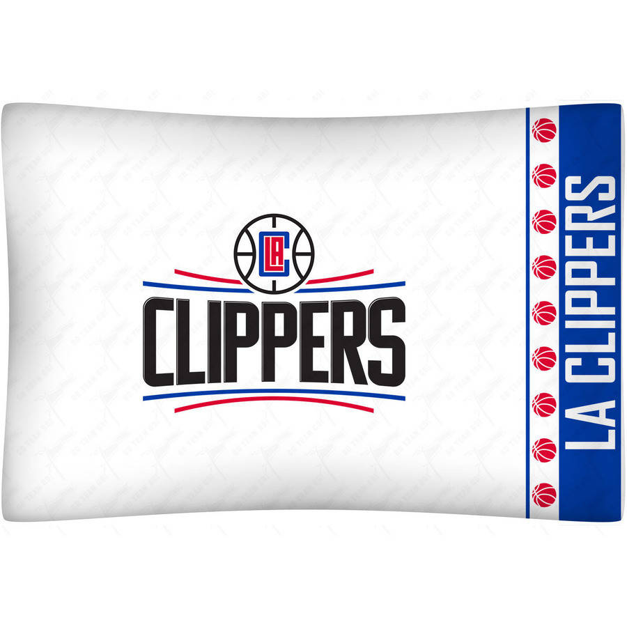 NBA Los Angeles Clippers Pillow Case