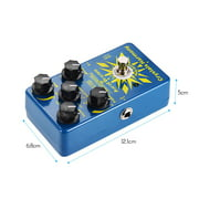 Aural Dream Crystals Harmony Digital Guitar Effect Pedal Creating Crystal Particles Effects True Bypass Single Effects