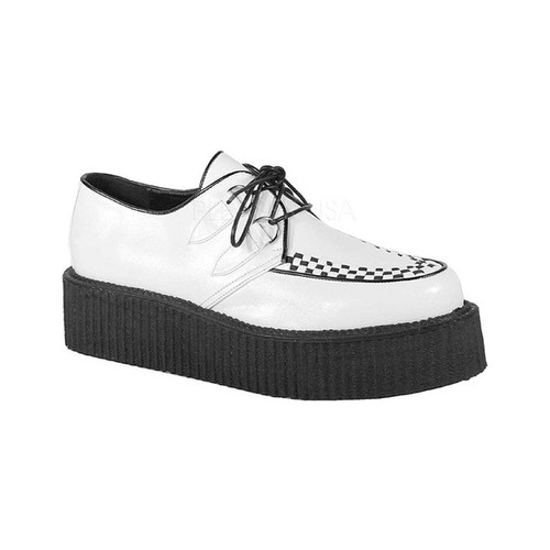 Men's Demonia V Creeper 502 by PleaserUSA