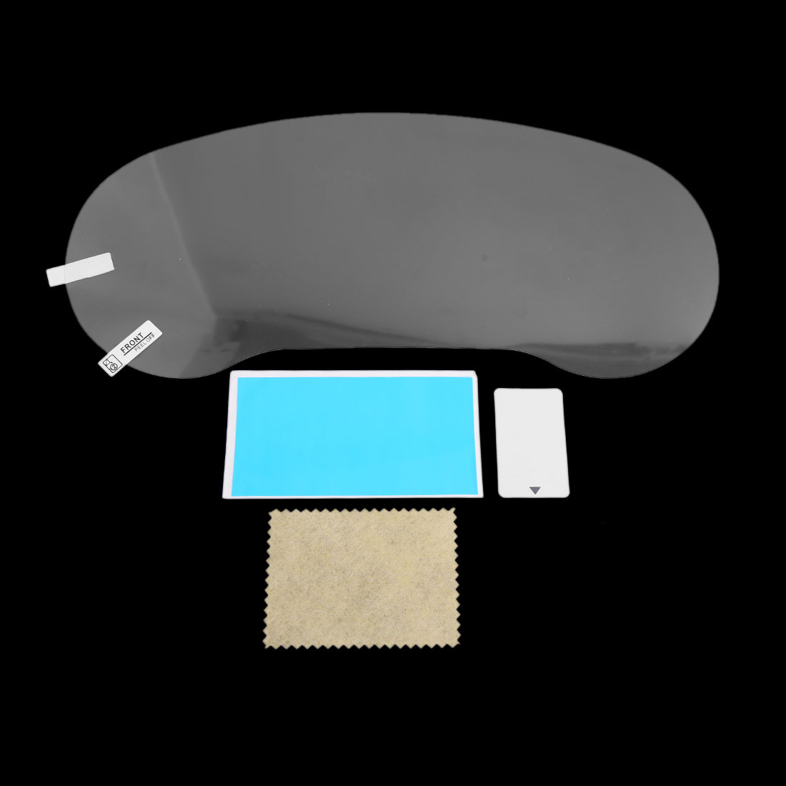 Clear Anti-Scratch Car Dashboard Protective Film for 2012-2014 VW New Sagitar - image 1 of 2