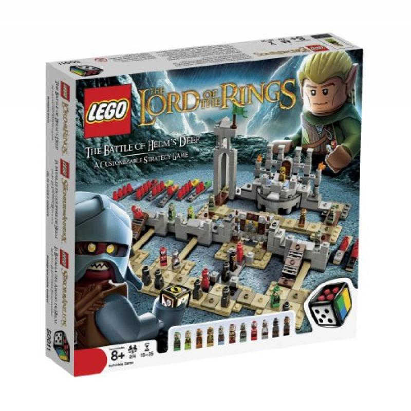 Lego Games 50011 Lord of The Rings The Battle for Helm's ...