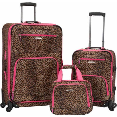 Rockland Pasadena 3-Piece Expandable Spinner Set