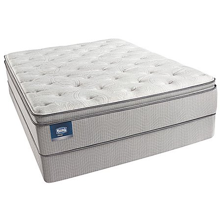 Chickering Full Size Luxury Firm Pillow Top Mattress And Standard