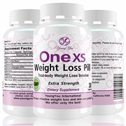 Best Japanese Diet Pills - One XS Diet Pills (X-Strength) Pharmaceutical Grade Weight Review