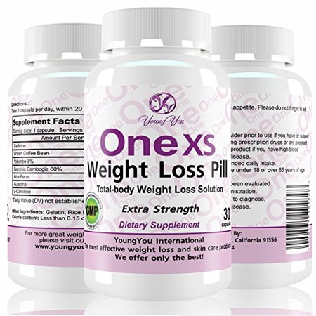 One Xs Diet Pills X Strength Pharmaceutical Grade Weight Loss Diet Pills Appetite Suppressor Fat Burner
