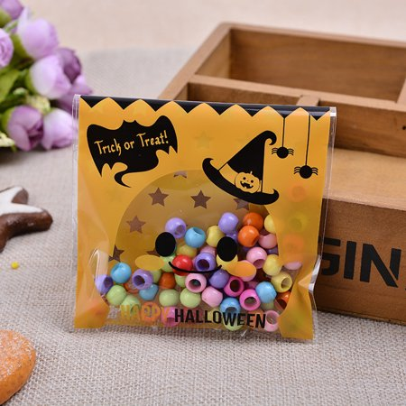 Mosunx Happy Halloween Candy Bag Snack Packet Children Household Kid Garden Home Decor - Halloween Snakes