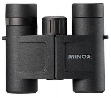 Minox BV II 10x25 BR Compact Waterproof Roof Prism Binocular, Black - by Minox GmbH