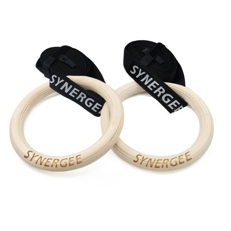 Synergee Gymnastic Rings Diameter - 1.25
