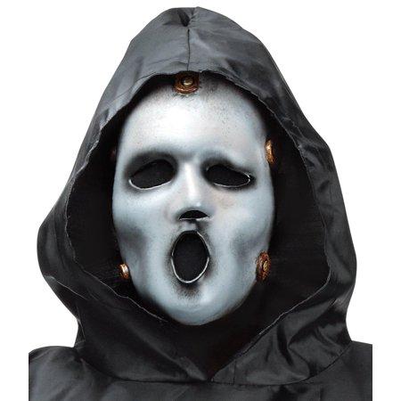 Scream Mtv Movie Mask Adult Halloween Accessory
