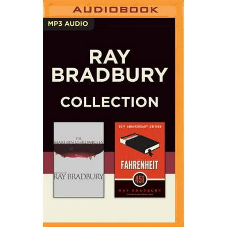Ray Bradbury Collection  The Martian Chronicles   Fahrenheit 451 60Th Anniversary Edition