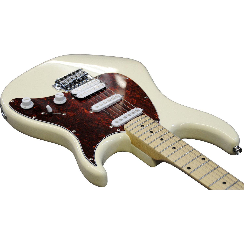 Peavey RAPTORPLUSIVORY Electric Guitar For Beginners