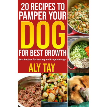 20 Recipes to Pamper Your Dog For Best Growth -