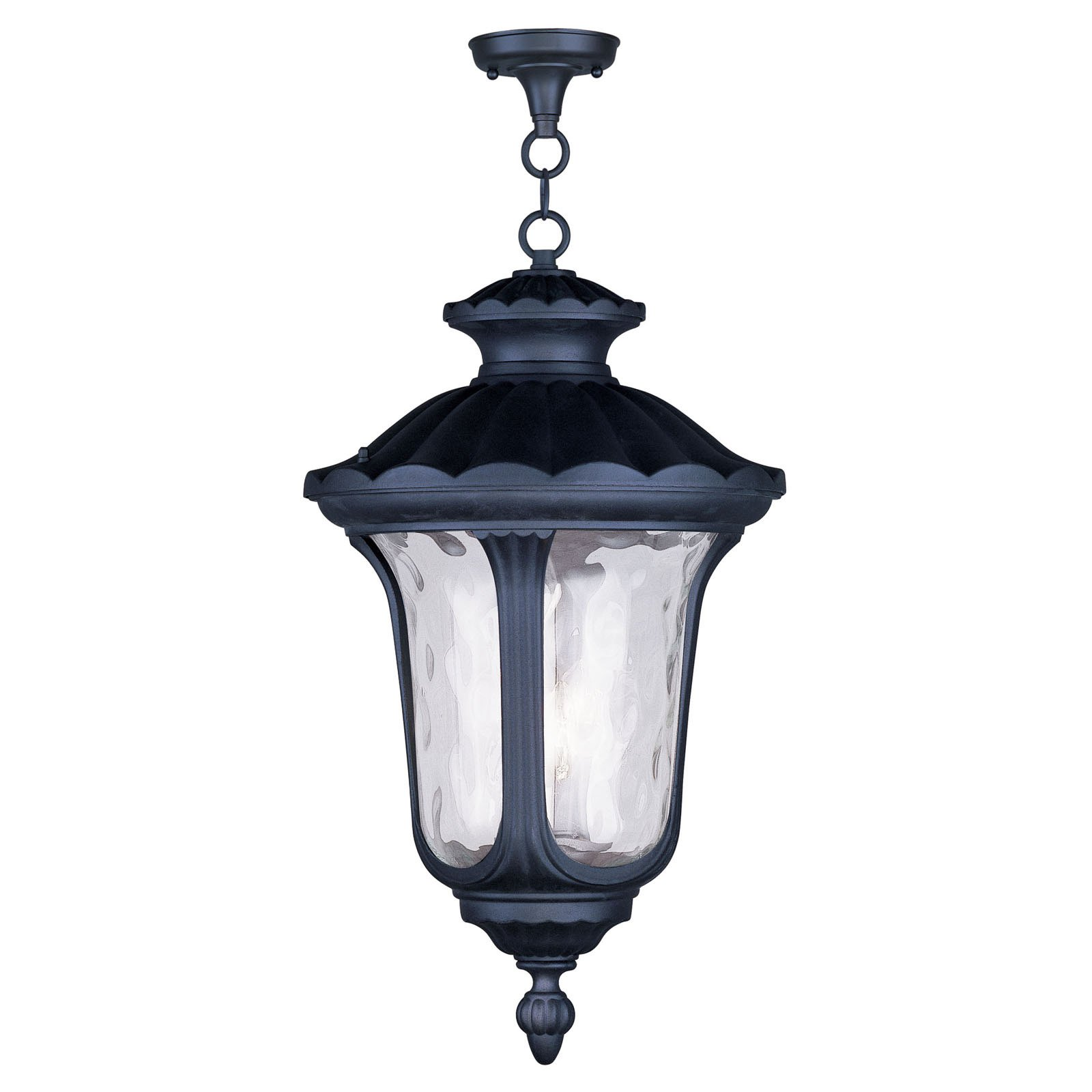 Livex Oxford 7865-04 Outdoor Hanging Lantern by Livex Lighting