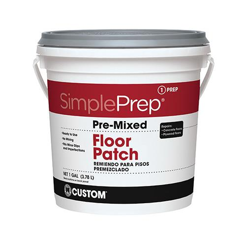 Custom Building Products FP1-2 Gallon Pre-Mixed Floor Patch