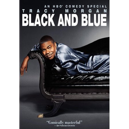 Tracy Morgan: Black and Blue (DVD)