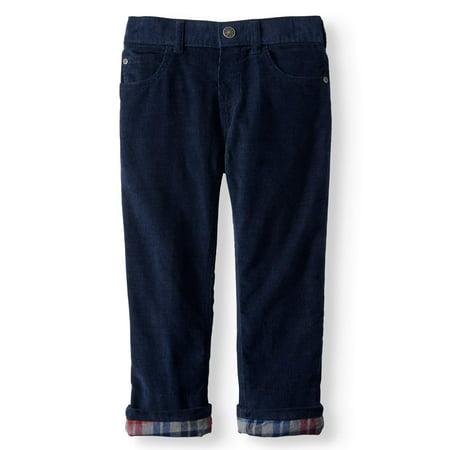Brown Corduroy Boys Overalls - Corduroy Pants (Little Boys & Big Boys)