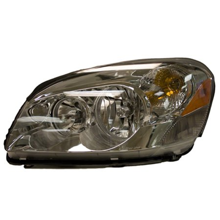 2006-2008 Buick Lucerne  Aftermarket Driver Side Front Head Lamp Assembly 25754861