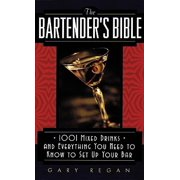 The Bartender's Bible - eBook