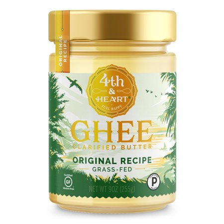 4th & Heart Original Ghee, 9 Oz