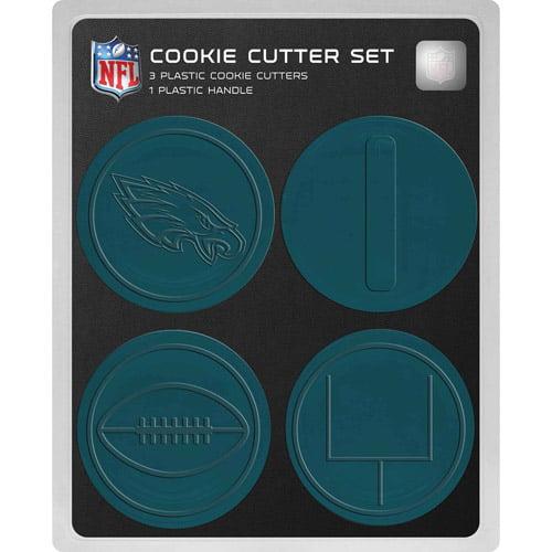 NFL Philadelphia Eagles Cookie Cutter Set