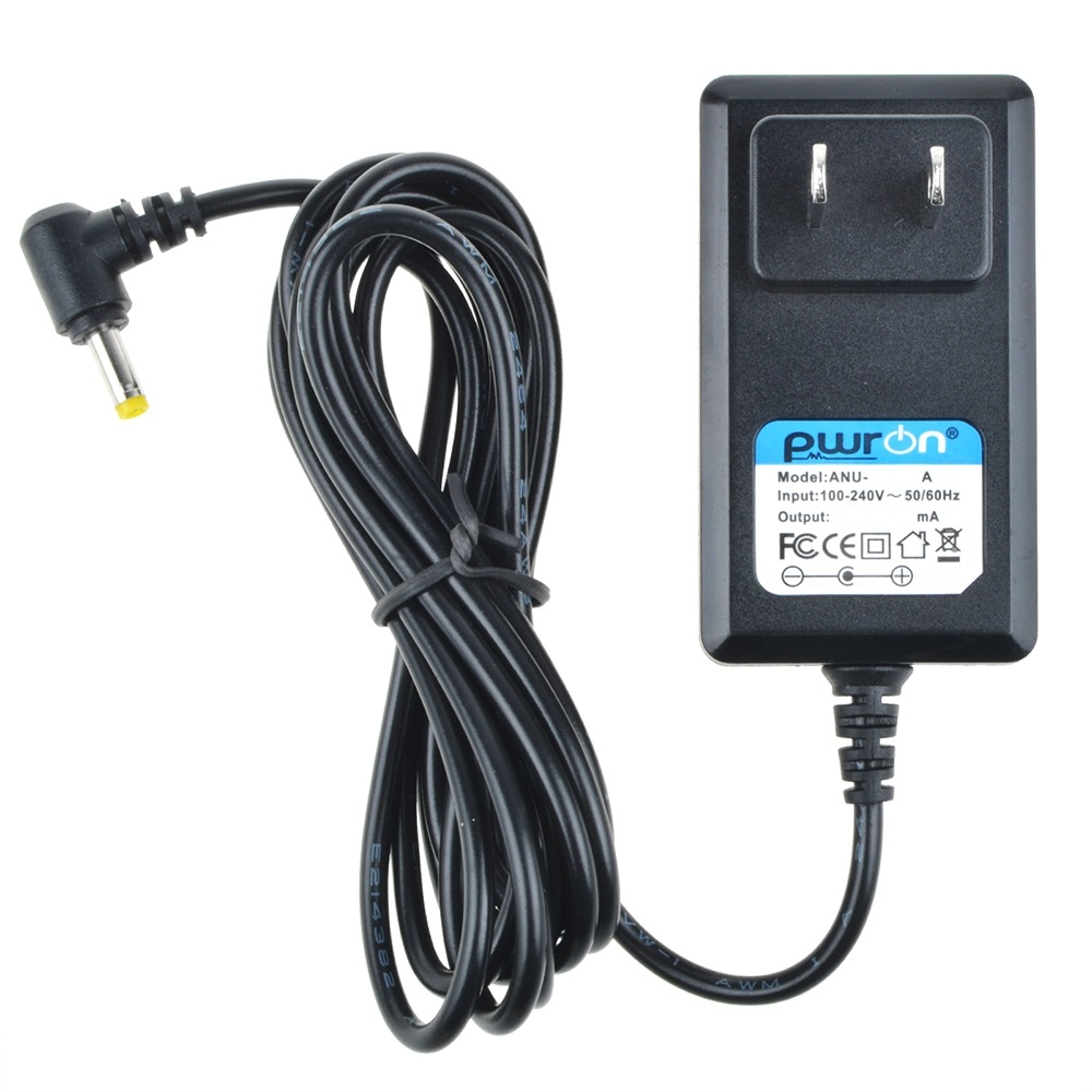 PwrON 6.6 FT Long 5V AC to DC Power Adapter Charger Replacement For Tascam PS-P520 AC Adaptor Listed 85LJ E150716