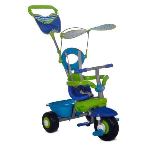 Smart Trike Fresh 3-in-1 Tricycle - Blue