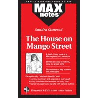 MAXnotes: House on Mango Street, the (Maxnotes Literature Guides) (Paperback)