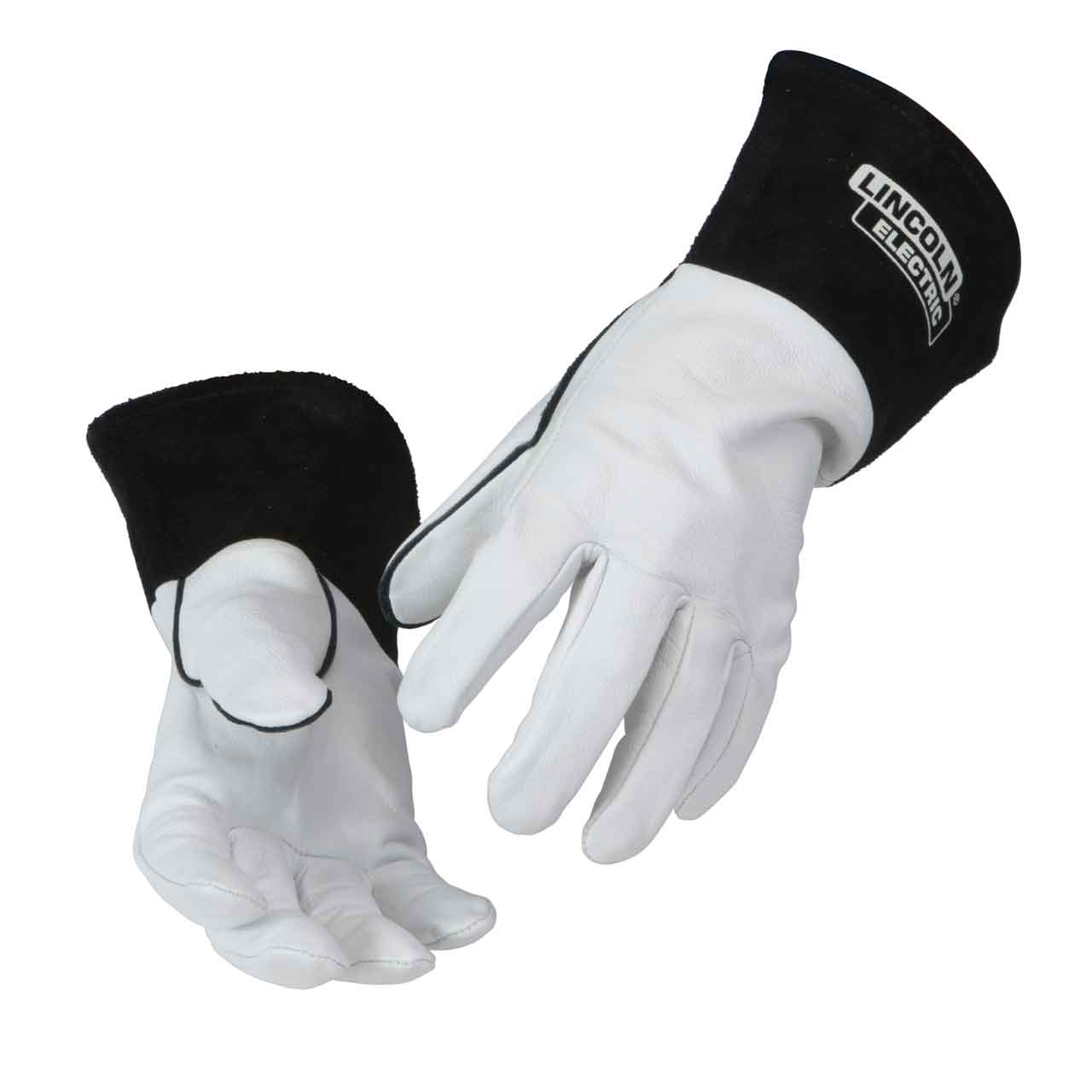 Lincoln Electric K2981 Goatskin Leather TIG Welding Gloves, Medium by Lincoln Electric