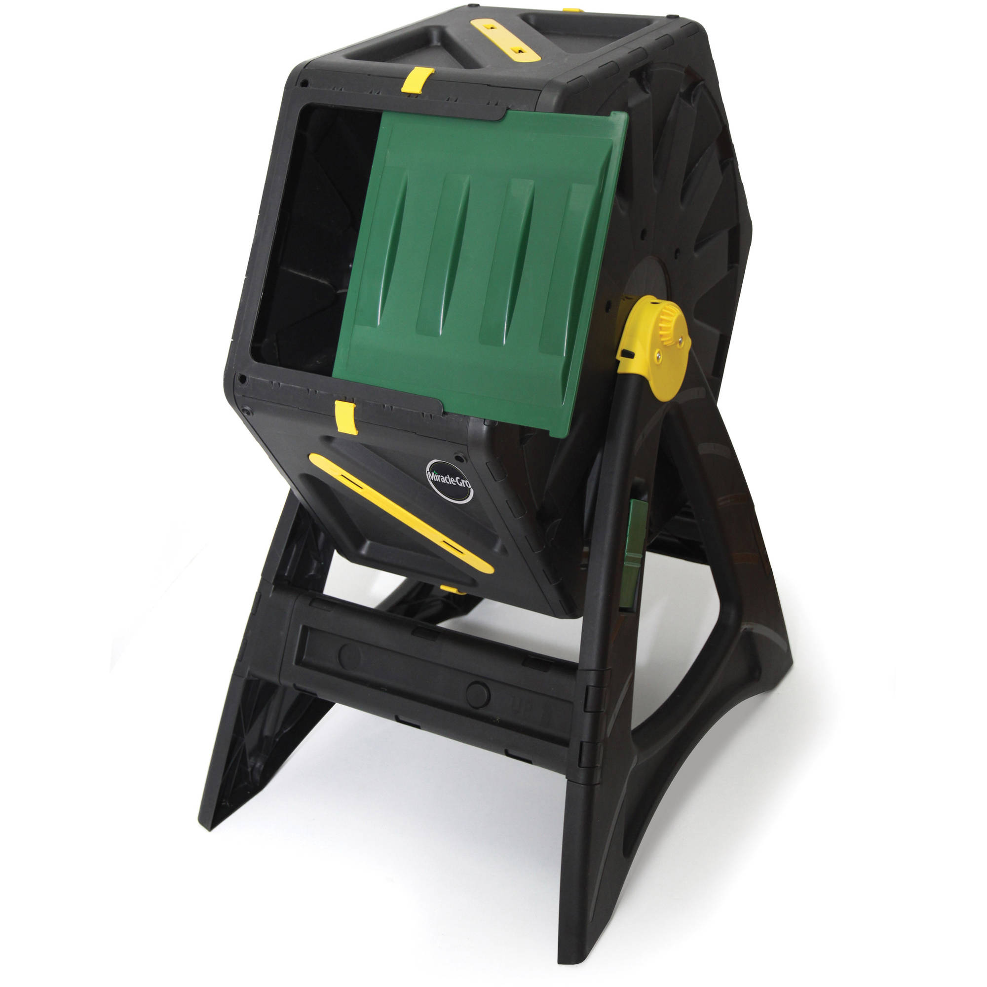 Miracle-Gro Single Chamber Tumbling Composter, 70L/18.5 Gal