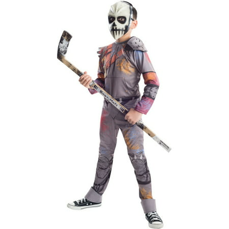 Child Boy's Casey Jones Costume And Mask