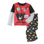 Batman Boys' 2pc Pajama Set by Komar Kids