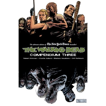 The Walking Dead Compendium Volume 3](The Walking Dead Hershel)