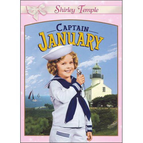 Shirley Temple Collection: Volume 10 - Captain January