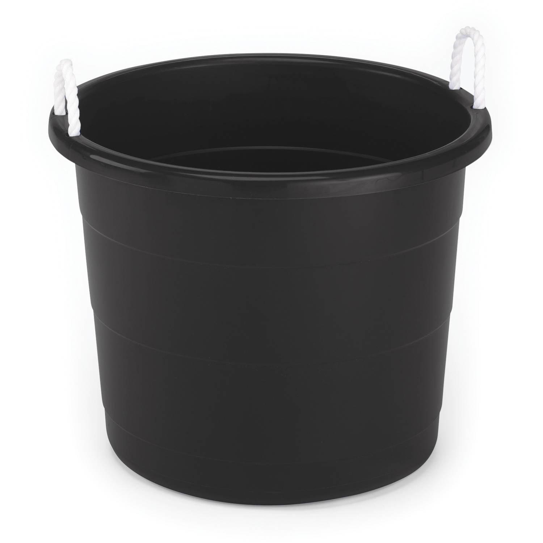 Harper 14 Quart Wash Rinse Bucket Red Walmart Com