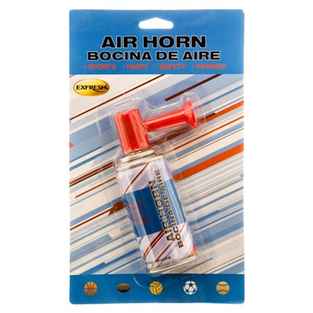 New 328860  Air Horn 0.81Z #Exfresh (24-Pack) Special Occasion Cheap Wholesale Discount Bulk Novelties Special Occasion Others