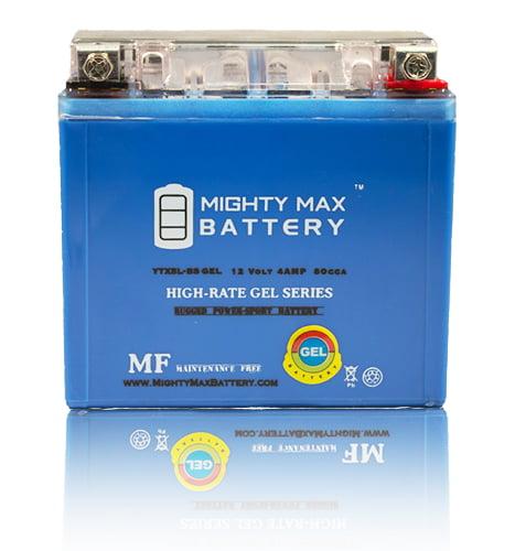 YTX5L-BS GEL Battery for Honda TRX90 ATV Battery